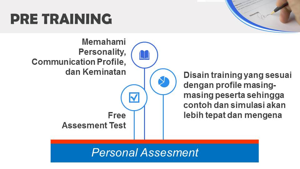 Happy Pension, Training MPP